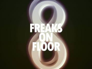 "Freaks on Floor koncertas ""8"""