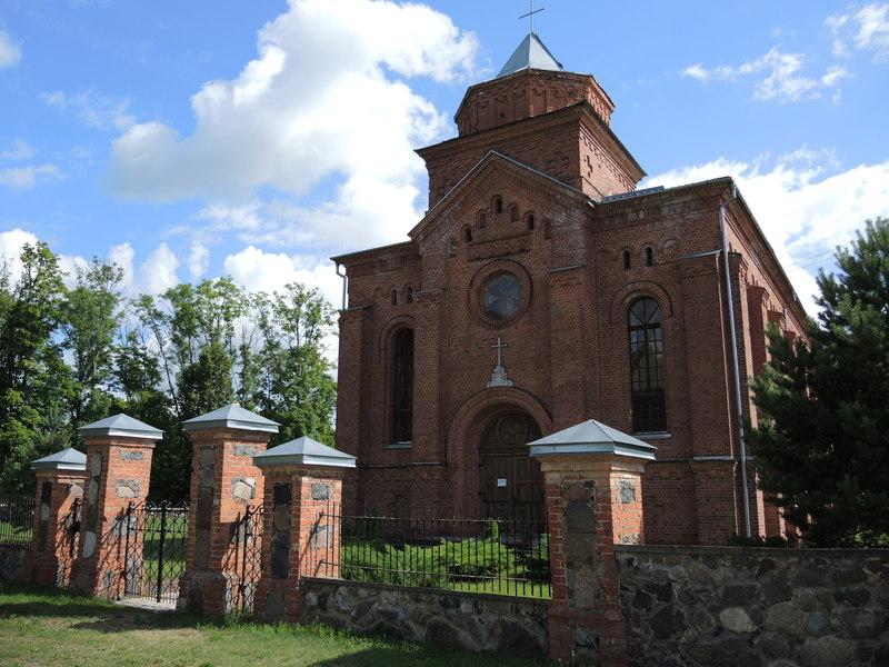 Nemunėlio Radviliškio liuteronų bažnyčia
