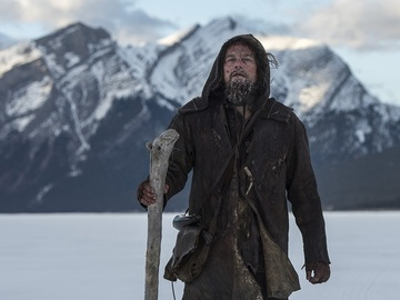 Hju Glaso legenda / The Revenant (2016)