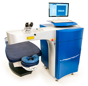 Kietųjų lazerių sistema LASERSOFTšaltoji lazerinės regėjimo korekcijos technologija