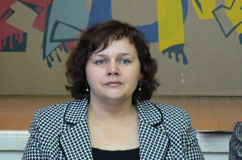Kauno taikomosios dailės mokyklos direktorė Daina Rožnienė