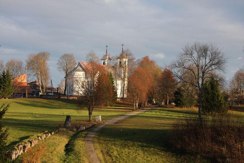 Punios Šv. Apaštalo Jokūbo bažnyčia