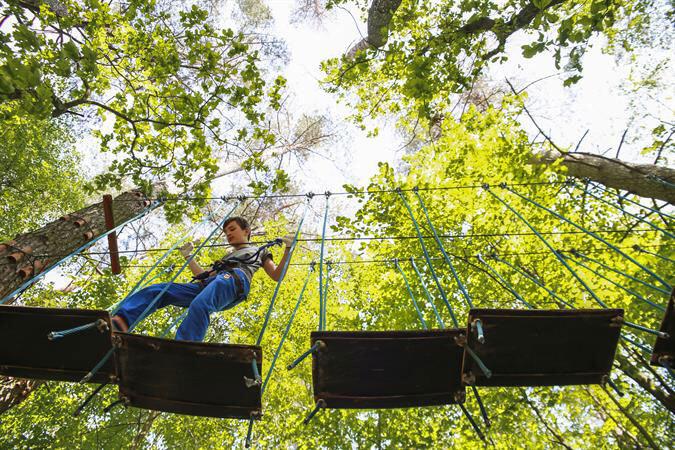 Nuotykių parkas ,,Tarzanija