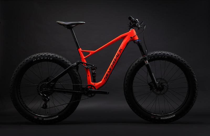 FatBike tipo dviratis