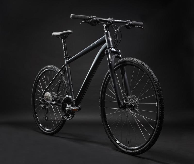Vyriškas hibridinio tipo dviratis