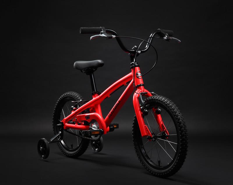 Vakiškas 16'' dviratis