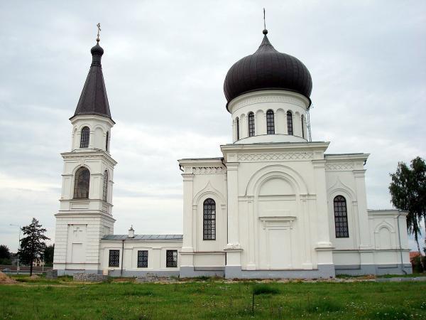 Vievio Švč. Mergelės Nugalėtojos bažnyčia