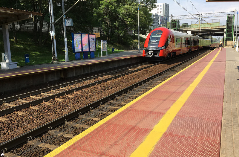 Transportas Lenkijoje