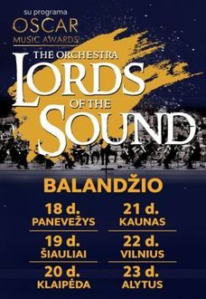 LORDS OF THE SOUND VILNIUS