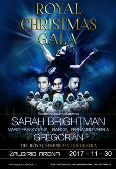 ROYAL CHRISTMAS GALA su SARAH BRIGHTMAN