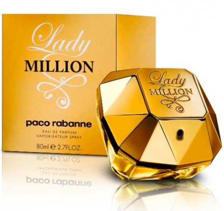 "Paco Rabanne ""Lady Million"""