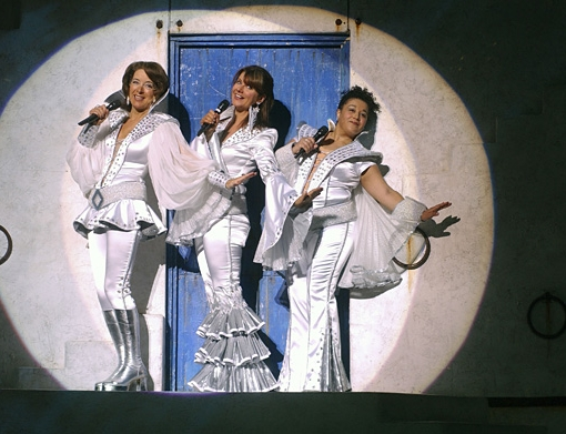 Mamma Mia! Abba reunite for the first time in 22 years