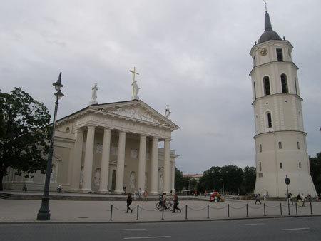 Maršrutas pėsčiomis po Vilniaus senamiestį