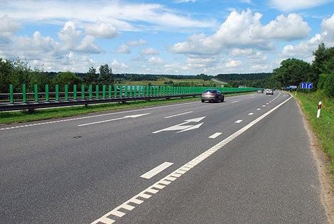 2. Lekiam autostrada (Nuotr. Hermis PreikЕЎtas)