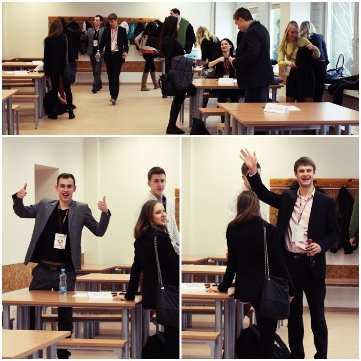 Entrepreneurship Competition Vilnius 2013