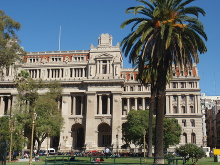 Buenos Aires Palace of Justice